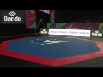 Session 14 - Taekwondo Matches área 6