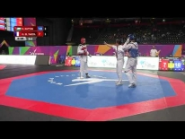 Session 14 - Taekwondo Matches área 3