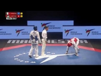 Session 15 - Taekwondo Matches área 1
