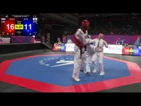 Session 14 - Taekwondo Matches área 7
