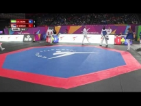 Session 13 - Taekwondo Matches Court 6