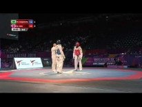 Session 14 - Taekwondo Matches área 1