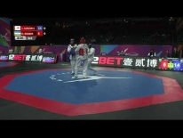 Session 14 - Taekwondo Matches área 2