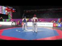 Session 13 - Taekwondo Matches Court 3