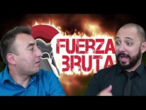 001 - FUERZA BRUTAL ULTIMATE FIGHTING CLUB