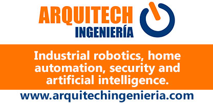 Industrial robotics, home automation, security and artificial intelligence.