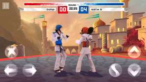 THE TAEKWONDO GAME: GLOBAL TOURNAMENT (EL JUEGO RECOMENDADO PARA LOS AMANTES GAMER)