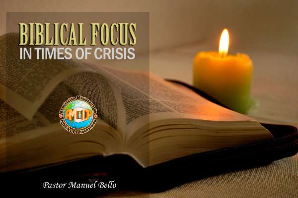 AMIP - BIBLICAL FOCUS IN TIMES OF CRISIS. Missionary Association of Pentecostal Churches