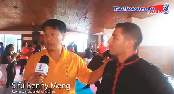 International Shaolin Wing Chun Instructor's Training happened in Bogota, Colombia.