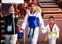 World Taekwondo - Resultados oficiales del Segundo Grand Slam Series de Wixu, China.