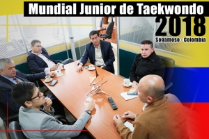 Mundial Junior de Taekwondo Colombia