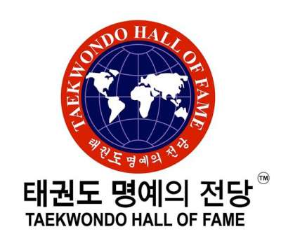 "OFFICIAL TAEKWONDO HALL OF FAME ®  ""PROUDLY PRESERVING GLOBAL HISTORY OF TAEKWONDO"""